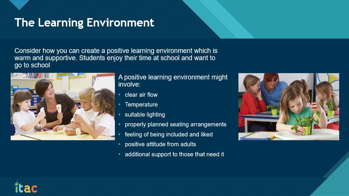 education support online course